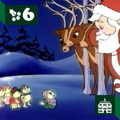 Cover art for The Glo Friends Save Christmas