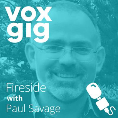 Fireside with Voxgig for Professional Speakers
