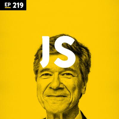 Cover art for Jeffrey Sachs