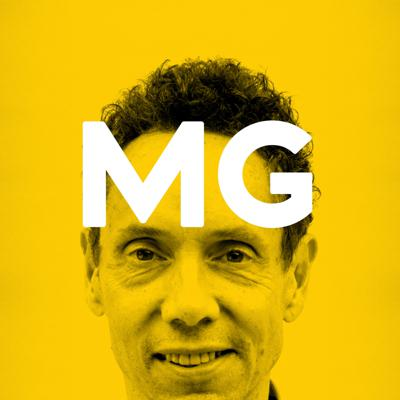 Cover art for BONUS: Malcolm Gladwell