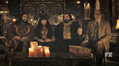 Cover art for What We Do In the Shadows