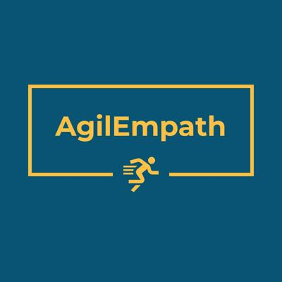 Welcome to the AgilEmpath Podcast. With focus on empathetic agile methodologies in creative ways for team building. Our background in mental health counseling has provided us with knowledge of human behavior. Have you found yourself coaching a team, needing support to educate your members about soft skills? We offer techniques to manage conflict & stress, increase productivity & engagement, creating an enjoyable work & home environment with emotional intelligence.Creativity | Self Care | Empathy | Learning How to BE | Building Healthy Culture | Relationships | Storytelling | Innovation during times of stress | Teamwork | Connection | Community | Leading Teams with Agile Methods | Mental Health & Well-Being of the Team alexia.substack.com