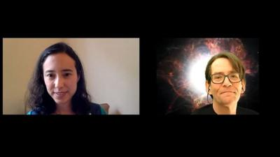 Cover art for Interview with Anna Ho of Caltech - Astronomy News with The Cosmic Companion Video and Podcast June 9, 2020
