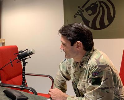 Cover art for Interview with Commander Field Army Lieutenant General Ivan Jones CB