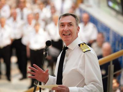 Cover art for Podcast Series with First Sea Lord and Chief of the Naval Staff, Admiral Tony Radakin CB ADC – Part 3 of 3, Your Twitter questions answered.