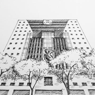 Cover art for The Portland Building