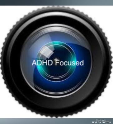 ADHD Focused