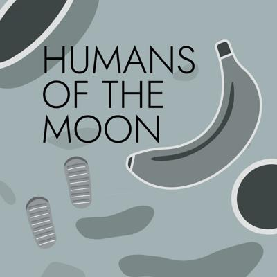 Humans of the Moon is loosely defined as a podcast, it's just a conversation The conversation between myself and whoever else is willing to talk will always be unedited It's a safe place for us to speak our mind so the guest may be anonymous if desired To play devil's advocate To question the assumptions of others To admit we don't know or lack an opinion A place for both of us, and the listeners, to learn from each other Teach the community about our values, philosophies on life, and our Moonshots We'll talk about what we're passionate about The work we're doing as we follow our passions The positive effects we believe our work will have on the world Help the listeneres see the future that we see