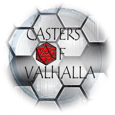 Casters of Valhalla is a competitive HeroScape podcast focused on reaching higher levels of play.