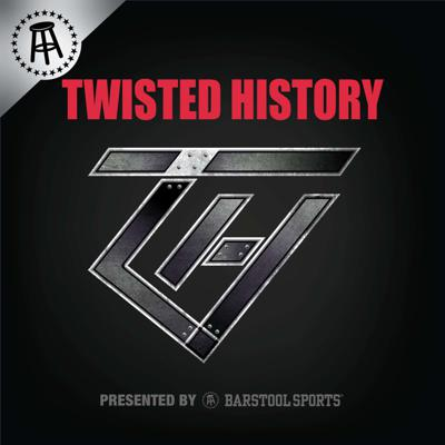 Cover art for The Twisted History of The Sweet Science