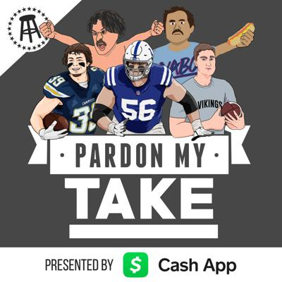 Cover art for Danny Woodhead, Quenton Nelson, Worst Smells + Deep Dive with Billy Football