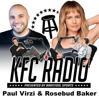 Cover art for Rosebud Baker, Paul Virzi, and the Rubber Pussy Bucket Cup