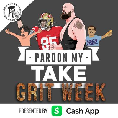George Kittle, The Big Show, Grit Week 2020 Livestream & Spongebob Table Read