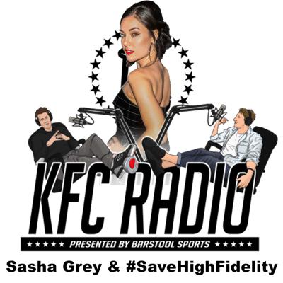 Cover art for Sasha Grey,  #SaveHighFidelity, Lick His Butt but Leave His Toys