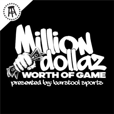 Cover art for MILLION DOLLAZ WORTH OF GAME EP:89
