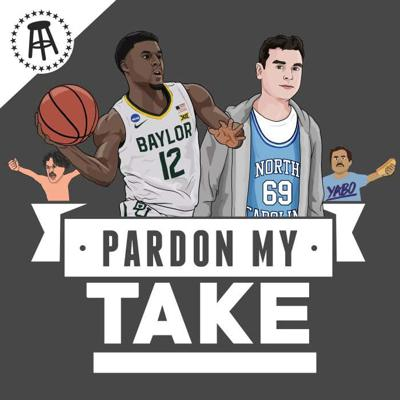 Cover art for Baylor's Jared Butler, CBB With Tate Frazier (And Mark Titus) Plus Fyre Fest Of The Week