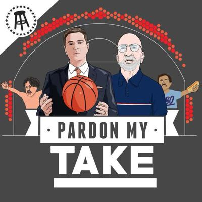 Cover art for NBA W/ Kirk Goldsberry, Our Lawyer Mr Portnoy And Fyre Fest Of The Week