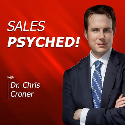 Sales Psyched! is a sales enhancement show hosted by sales psychologist, Dr. Chris Croner. When you subscribe to this show, you'll get access to the latest sales psychology techniques and strategies designed to take your sales team's performance to the next level. This podcast for sales managers and business owners is rooted in psychology and will help you improve your sales. Episode topics range from sales hiring, sales development, behavioral interviewing, sales training, sales mentorships, sales management to selling techniques that harness and leverage the power of sales psychology. Get your weekly Sales Psyched! tips every Monday!   Short episodes for busy listeners. Subscribe today!  #GetSalesPsyched