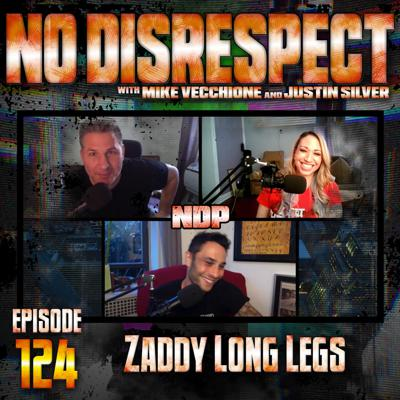 Cover art for 124 - Zaddy Long Legs