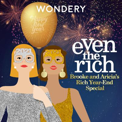 Cover art for Brooke and Aricia's Big Rich Year-End Special   1