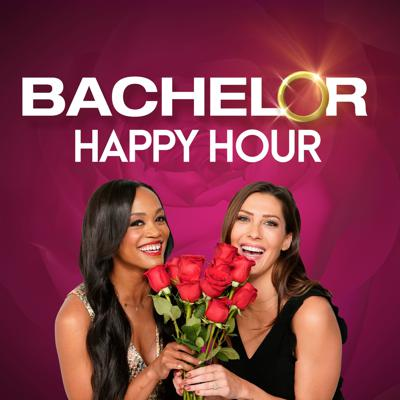 "The one and only official Bachelor Nation podcast is here! Co-hosts Rachel Lindsay and Becca Kufrin are no strangers to risking it all for love and showing their dating lives on national television. They've seen both sides at Bachelor Mansion, from handing out roses to receiving them. Now, Rachel and Becca are sharing their stories and experiences on the official Bachelor Nation podcast.""Bachelor Happy Hour"" takes you behind the scenes with all things Bachelor Nation-related. Rachel and Becca talk to current cast members, who reveal first-hand details about what really went on. They've got all the inside information about ""The Bachelor,"" ""The Bachelorette,"" and ""Bachelor in Paradise"" that you simply won't hear anywhere else.From chatting with fellow show alumni to doling out relationship advice and sharing exclusive material, you'll find it all on ""Bachelor Happy Hour."" Welcome to your new home for all things Bachelor Nation!Be sure to tune in on Apple Podcasts, Spotify, or wherever you listen to podcasts. You won't want to miss it!"