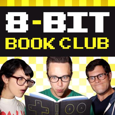 The only book club that makes you dumber! Join Brian Murphy, Emily Axford, and Caldwell Tanner for a weekly chat about video game novels.