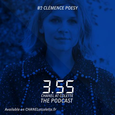 Cover art for CHANEL at colette : Clémence Poésy