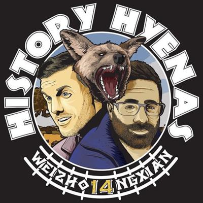 Comedians Yannis Pappas and Chris Distefano go WILD for history and nature. Listen in as these two Hyenas teach all things historical and natural in a way that you never thought was possible cuzzie! We're tyrants for history, bad! Also nature.