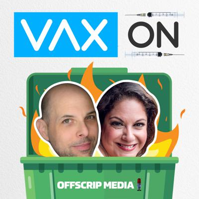 Cover art for VAX ON: Pardon Me, Can We Go Back To Normal?