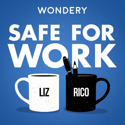 Cover art for Safe for Work: How to Stay Sane When You're Working From Home
