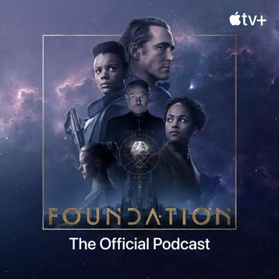"""Cover art for Introducing """"Foundation: The Official Podcast"""""""