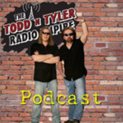 The Todd-n-Tyler Show is a talk radio show broadcast worldwide. Listen Live on the web at www.tntradioempire.com. Its two hosts, Todd Brandt and Mike Tyler, discuss current topics in local news and sports, criticize acts of stupidity, and engage in general banter.