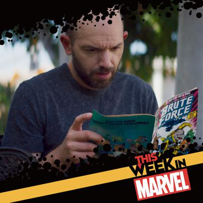 Cover art for Behind the Scenes of Marvel's 616 w/ Paul Scheer