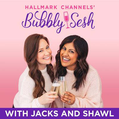 Hosted by Jacks and Shawl, The Bubbly Sesh is the official Hallmark Channel podcast. The ladies breakdown your favorite Hallmark movies all while exploring romance, relationships and movie-making. Look out for special guests and exclusive interviews. New episodes launch every week. Instagram/Twitter @thebubblysesh