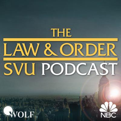 Whether you're new to the squad or a certified die-hard, NBC's official Law & Order: SVU Podcast is a celebration of the show's 21 years of groundbreaking storytelling. Hosted by Anthony Roman, we're digging deep into TV's longest-running primetime drama. Every week, you'll go inside the squadroom for behind-the-scenes episode intel from the cast and crew and learn how inspiration for the ripped-from-the-headlines episodes strikes. And that's not all! We'll be rolling out radio-style episodes, panels and more throughout the season. The Law & Order: SVU Podcast is a production of NBC Entertainment Podcast Network © 2019.