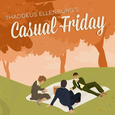 Finish the work week in all-out hysterics with short stories written and read by Thaddeus Ellenburg. Released twice-monthly on Fridays.