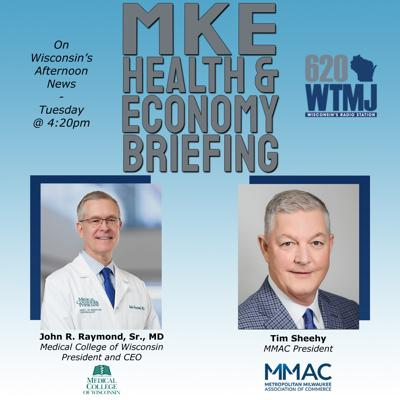 Cover art for 07-27-21 Milwaukee Health & Economy Briefing