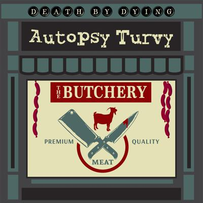 Cover art for Tales from Crestfall: Autopsy Turvy
