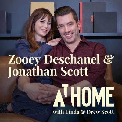 Cover art for Zooey Deschanel & Jonathan Scott - First Dates, Who was More Flirty, Property Brothers Vs New Girl and Childhood