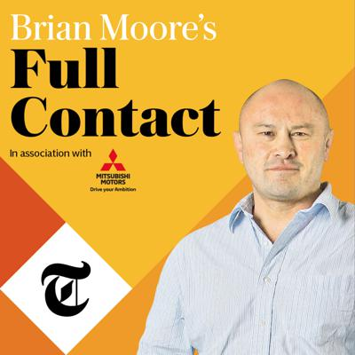 Cover art for Episode 7: Brian Moore's Full Contact