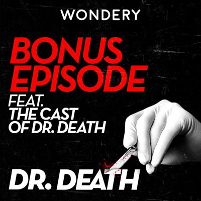 Cover art for The Cast of Dr. Death, Live from Hollywood