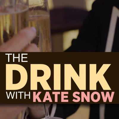 Cover art for The Drink with Kate Snow: Zainab Salbi