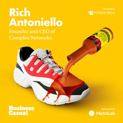 Cover art for The Universal Truths of Business Success with Rich Antoniello