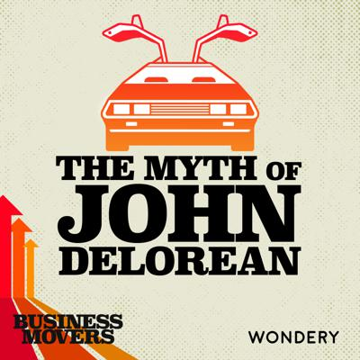Cover art for The Myth of John DeLorean | Wax Wings | 3