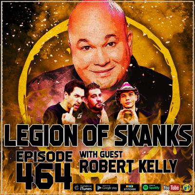 Cover art for Episode 464 - Play Dead or Act Big - Robert Kelly