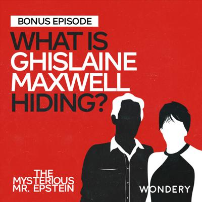 Cover art for Update: What Is Ghislaine Maxwell Hiding? | 8