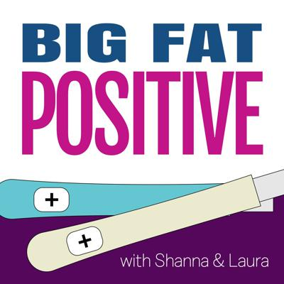 Big Fat Positive (BFP) is an irreverent and funny show that follows two moms-to-be on their journey through pregnancy and into new motherhood, week by week. With weekly check-ins, special guests and segments such as