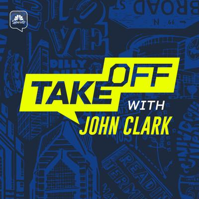 Takeoff with John Clark: Philly Sports Interviews