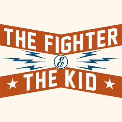 Cover art for Russell Peters joins The Fighter and The Kid