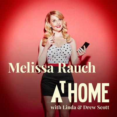 Cover art for Melissa Rauch - Actor, Writer and Producer chats Big Bang to her new thang!